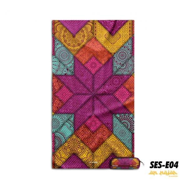 Sajadah Travel Batik