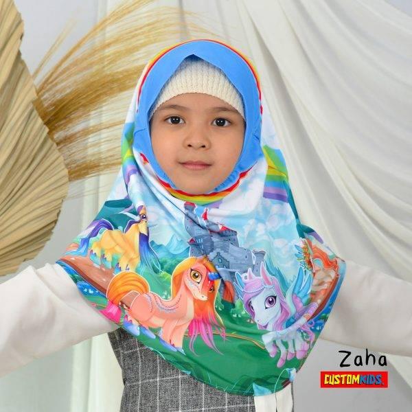 hijab instan anak